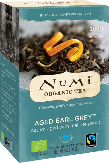 Aged Early Grey - Tè Nero al Bergamotto