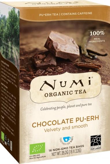 Chocolate Pu•erh Tea - Tè Nero