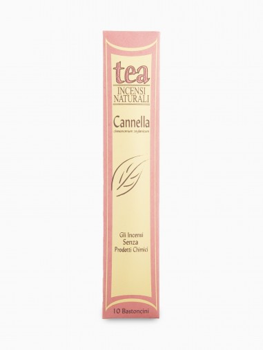 Incenso naturale cannella - tea natura