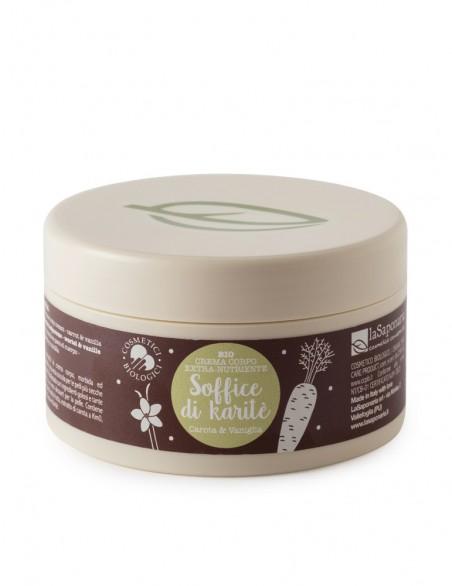 Crema corpo nutriente - Soffice di Karitè - ecoposteria
