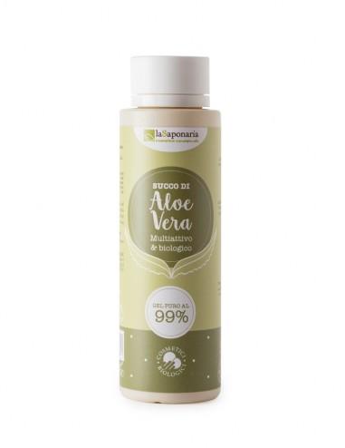 succo gel di aloe puro la saponaria, Ecoposteria, Ostia