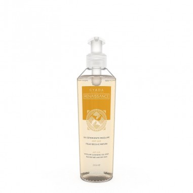 Gel micellare anti age - Gyada Cosmetics - Ecoposteria - Ostia - Roma