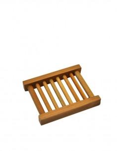 Portasapone in legno - La...