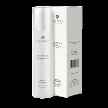 Glycolica crema viso iperidratante - Alkemilla ecobio cosmetics - ecoposteria - roma - ostia