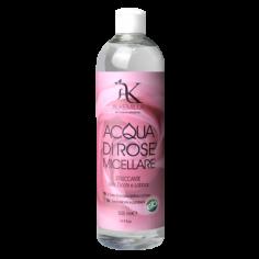 Acqua di rose micelare Alkemilla cosmetics Ecoposteria Ostia