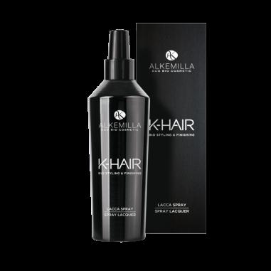 lacca spray k-hair Alkemilla,Ecoposteria,Ostia