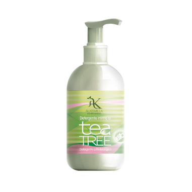 detergente intimo tea tree, Alkemilla,Ecoposteria,Ostia