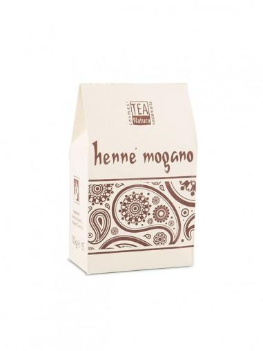 hennè rosso mogano tea natura ecoposteria ostia