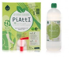 detergente piatti alla spina biologico ostia ecoposteria
