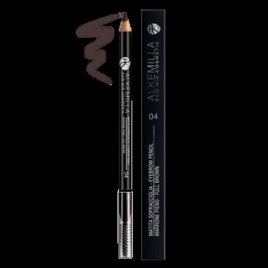 matita sopracciglia marrone pieno Alkemilla, Ecoposteria, Ostia