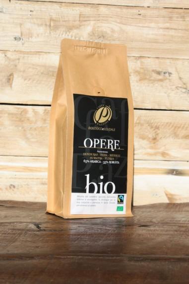 caffè opere black Pazzini, Ecoposteri, Ostia, biologico,equo e solidale