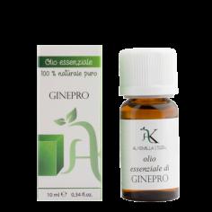 olio essenziale bio ginepro Alkemilla, Ecoposteria, Ostia