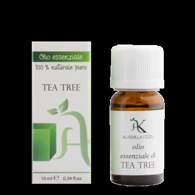 olio essenziale bio tea tree Alkemilla, Ecoposteria, Ostia