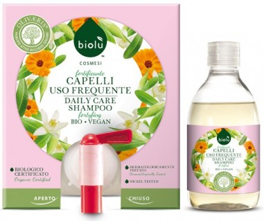 shampoo delicato uso frequente biologico alla spina ecoposteria ostia