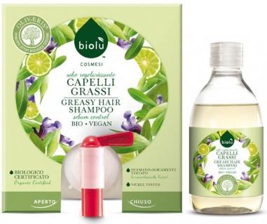 shampoo biologico capelli grassi alla spina ostia ecoposteria