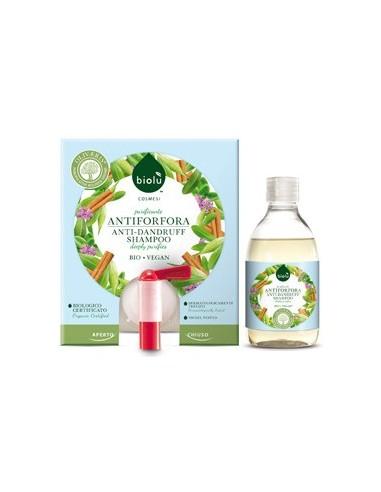 shampoo antiforfora alla spina biologico ecoposteria ostia