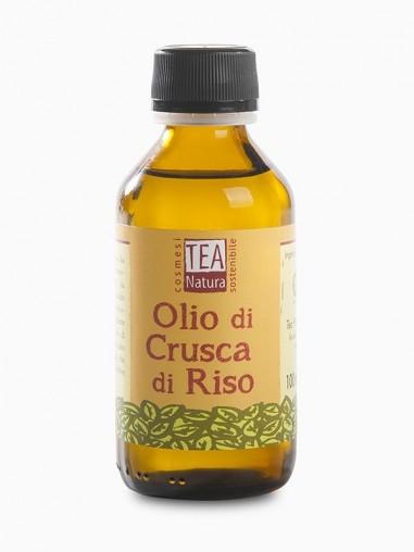 Olio di crusca di riso - tea natura