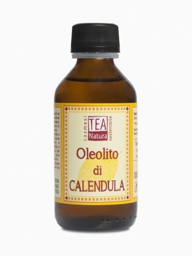 Oleolito di calendula - tea natura