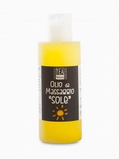 Olio da massaggio Sole -...