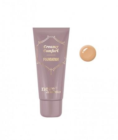 Fondotinta Creamy Comfort Tan Warm -...