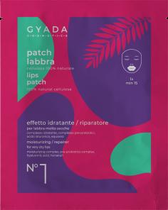 patch labbra idratante gyada cosmetics, Ecoposteria, Ostia