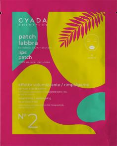 patch labbra volumizzante rimpolpante, Gyada Cosmetics, Ecoposteria, Ostia