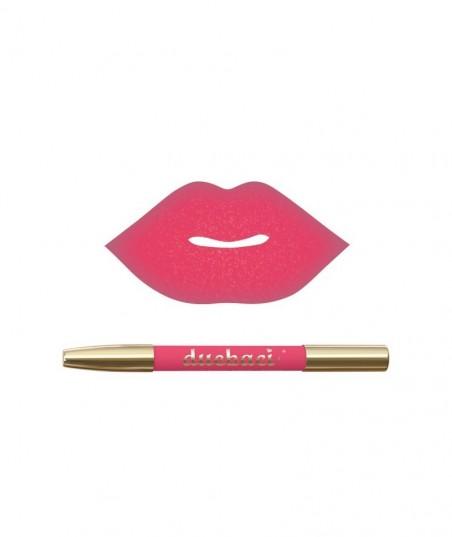 bio matita rossetto duo contorno labbra ecoposteria ostia neve cosmetics